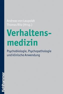 Verhaltensmedizin von Leupoldt,  Andreas von, Ritz,  Thomas