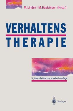 Verhaltenstherapie von Hautzinger,  Martin, Linden,  Michael