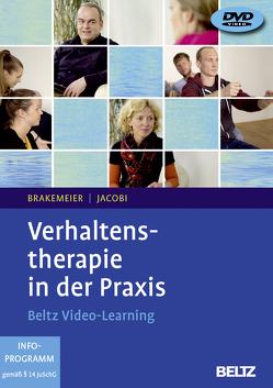 Verhaltenstherapie in der Praxis von Brakemeier,  Eva-Lotta, Jacobi,  Frank