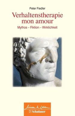 Verhaltenstherapie mon amour von Fiedler,  Peter