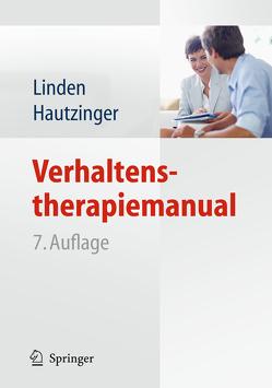 Verhaltenstherapiemanual von Hautzinger,  Martin, Linden,  Michael