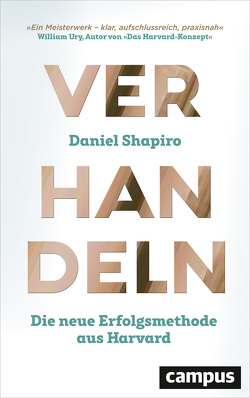 Verhandeln von Neubauer,  Jürgen, Shapiro,  Daniel