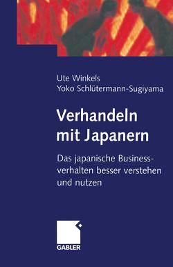 Verhandeln mit Japanern von Schlütermann,  Yoko, Winkels,  Ute
