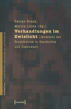Verhandlungen im Zwielicht von Grenz,  Sabine, Lücke,  Martin