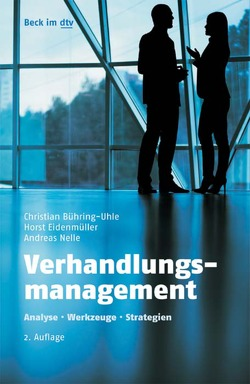 Verhandlungsmanagement von Bühring-Uhle,  Christian, Eidenmüller,  Horst, Nelle,  Andreas