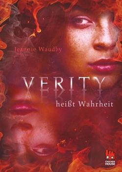 Verity heißt Wahrheit von Riekert,  Eva, Waudby,  Jeannie