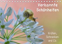 Verkannte Schönheiten – Kröten, Schnecken und Co. (Tischkalender 2020 DIN A5 quer) von Berger (Kabefa),  Karin