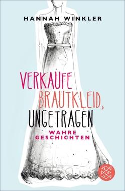 Verkaufe Brautkleid, ungetragen von Winkler,  Hannah