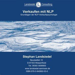 Verkaufen mit NLP von Landsiedel,  Stephan