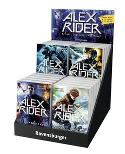 "Verkaufs-Kassette ""Alex Rider"""