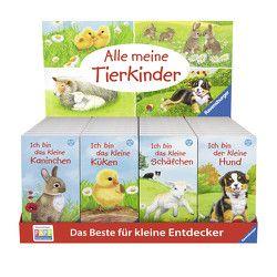 """Verkaufs-Kassette """"Alle meine Tierkinder"""""""