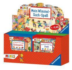 """Verkaufs-Kassette """"Ravensburger Minis 104 – Mein Wimmel-Such-Spaß"""""""