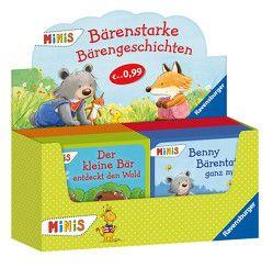 """Verkaufs-Kassette """"Ravensburger Minis 105 – Bärenstarke Bärengeschichten"""""""