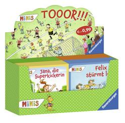 """Verkaufs-Kassette """"Ravensburger Minis 106 – Tooor!"""""""