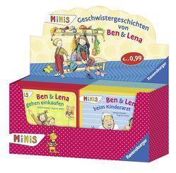 """Verkaufs-Kassette """"Ravensburger Minis 111 – Geschwistergeschichten von Ben und Lena"""""""
