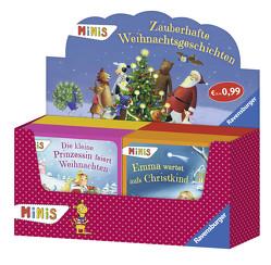 "Verkaufs-Kassette ""Ravensburger Minis 117 – Zauberhafte Weihnachtsgeschichten"""