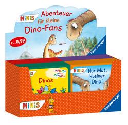 """Verkaufs-Kassette """"Ravensburger Minis 118 – Abenteuer für kleine Dino-Fans"""""""