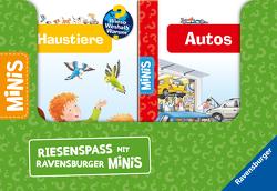 "Verkaufs-Kassette ""Ravensburger Minis 8 – Wieso? Weshalb? Warum?"""