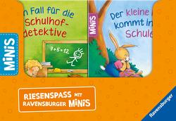 """Verkaufs-Kassette """"Ravensburger Minis 12 – Endlich fängt die Schule an!"""""""