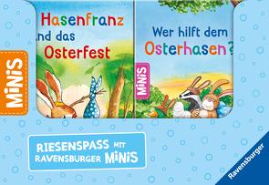 """Verkaufs-Kassette """"Ravensburger Minis 13 Frohe Ostern!"""""""