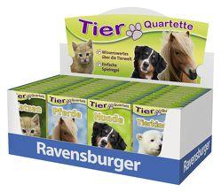 """Verkaufs-Kassette """"Tier-Quartette"""""""