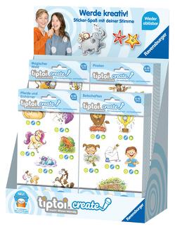 "Verkaufs-Kassette ""tiptoi® CREATE Sticker"""