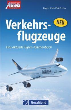 Verkehrsflugzeuge von Figgen,  Achim, Plath,  Dietmar