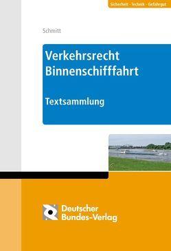 Verkehrsrecht Binnenschifffahrt, Rheinschifffahrtspolizeiverordnung von Held,  Volker