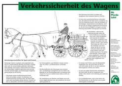 Verkehrssicherheit des Wagens von Deutsche Reiterliche Vereinigung e.V. (FN), FN Bereich Sport,  Abt. Ausbildung, Gross,  Dieter, König ,  Horst, Meier,  Ewald, Spenlen,  Uwe