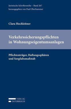 Verkehrssicherungspflichten in Wohnungseigentumsanlagen von Hochleitner,  Clara