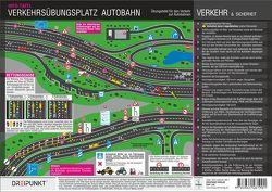 Verkehrsübungsplatz Autobahn von Schulze,  Michael