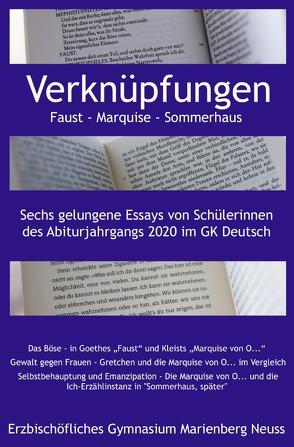 Verknüpfungen: Faust – Marquise – Sommerhaus von Wiesbrock (Hg.),  Stefan