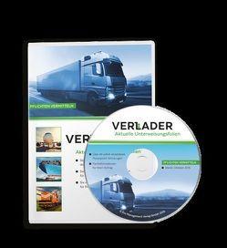 VERLADER Aktuelle Unterweisungsunterlagen von Gebauer,  Gunther Michael