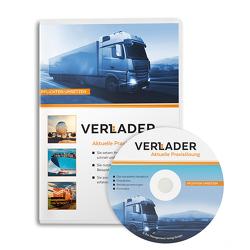VERLADER Aktuelles Praxishandbuch von Fuchs,  Uta, Gebauer,  Gunther Michael, Jürgen,  Hirsch, Miller,  Susann, Perbandt,  Michael