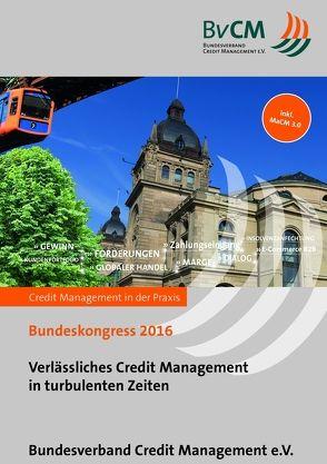 Verlässliches Credit Management in turbulenten Zeiten von Gerstenberger,  J, Jung,  M., Koeverden,  A van, Liebold,  F, Riehl,  J., Schneider-Maessen,  J, Schumann,  M