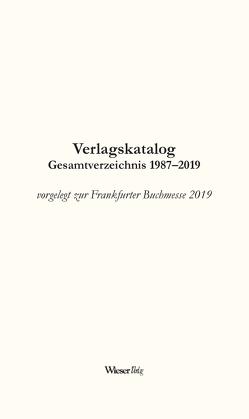 Verlagskatalog