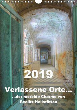 Verlassene Orte… Der morbide Charme von Beelitz Heilstätten / Planer (Wandkalender 2019 DIN A4 hoch) von Schröer,  Ralf
