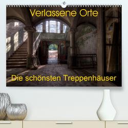 Verlassene Orte – Die schönsten Treppenhäuser (Premium, hochwertiger DIN A2 Wandkalender 2020, Kunstdruck in Hochglanz) von Gerard,  Sven