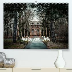 Verlassene Orte – Ein Lost Places Kalender (Premium, hochwertiger DIN A2 Wandkalender 2020, Kunstdruck in Hochglanz) von Maxi Sängerlaub,  HIGHLIGHT.photo