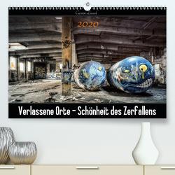 Verlassene Orte – Schönheit des Zerfallens (Premium, hochwertiger DIN A2 Wandkalender 2020, Kunstdruck in Hochglanz) von Lissack,  Carsten