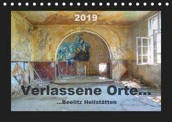 Verlassene Orte… (Tischkalender 2019 DIN A5 quer) von Schröer,  Ralf