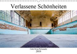 Verlassene Schönheiten (Wandkalender 2019 DIN A3 quer) von Mosig,  Cindy