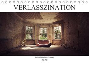 Verlasszination – Verlassenes Brandenburg (Tischkalender 2020 DIN A5 quer) von Boberg,  Daniel