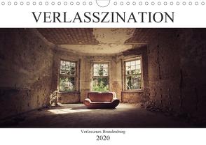 Verlasszination – Verlassenes Brandenburg (Wandkalender 2020 DIN A4 quer) von Boberg,  Daniel