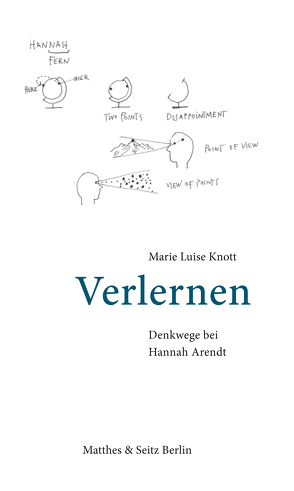 Verlernen von Knott,  Marie Luise, Meyer,  Nanne