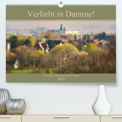 Verliebt in Damme! (Premium, hochwertiger DIN A2 Wandkalender 2020, Kunstdruck in Hochglanz) von Gross,  Viktor