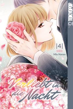 Verliebt in die Nacht 04 von Nanao,  Mio
