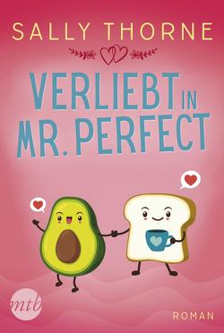 Verliebt in Mr. Perfect von Junghanns,  Nele, Thorne,  Sally, Wölbling,  Sophie