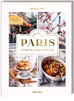 Verliebt in Paris von Geffroy,  Nathalie, Julia Hoersch, Weber,  Anne-Katrin