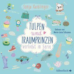 Verliebt in Serie 3: Tulpen und Traumprinzen – Verliebt in Serie, Folge 3 von Kaiblinger,  Sonja, Schramm,  Marie-Luise